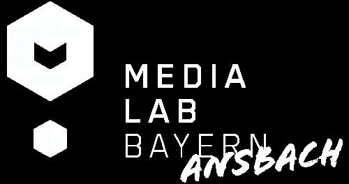 Logo Media Lab Ansbach